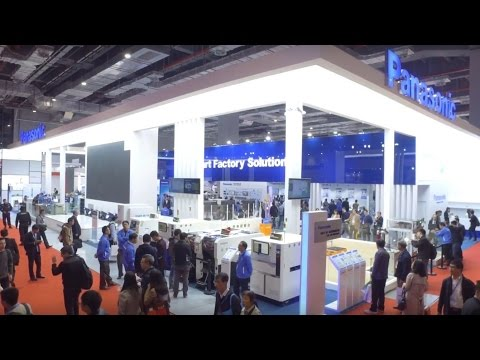 Panasonic's Smart Factory Solutions at #CIIF2016 - China International Industry Fair