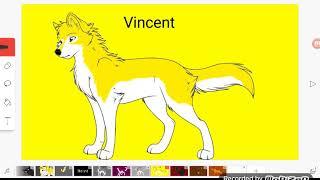 Все мои персонажи собаки которые будут в сериале могу и ваших добавить
