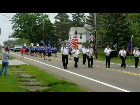 2017 Berlin Center Parade, Western Reserve Marching Band