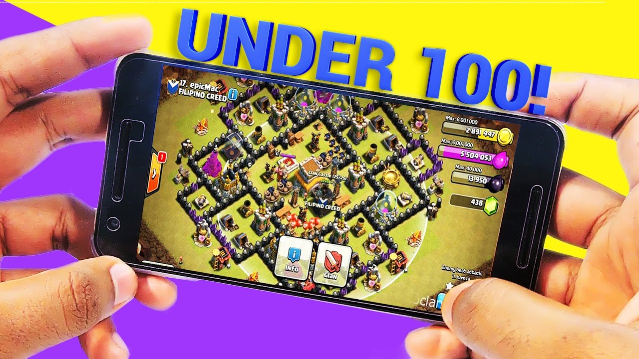 10 Latest Best Android Games under 100MB - Geek Dashboard