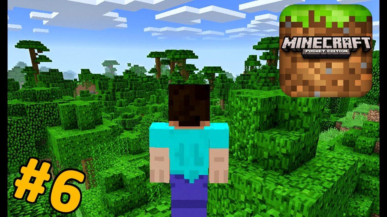 Скачать minecraft на android бесплатно.