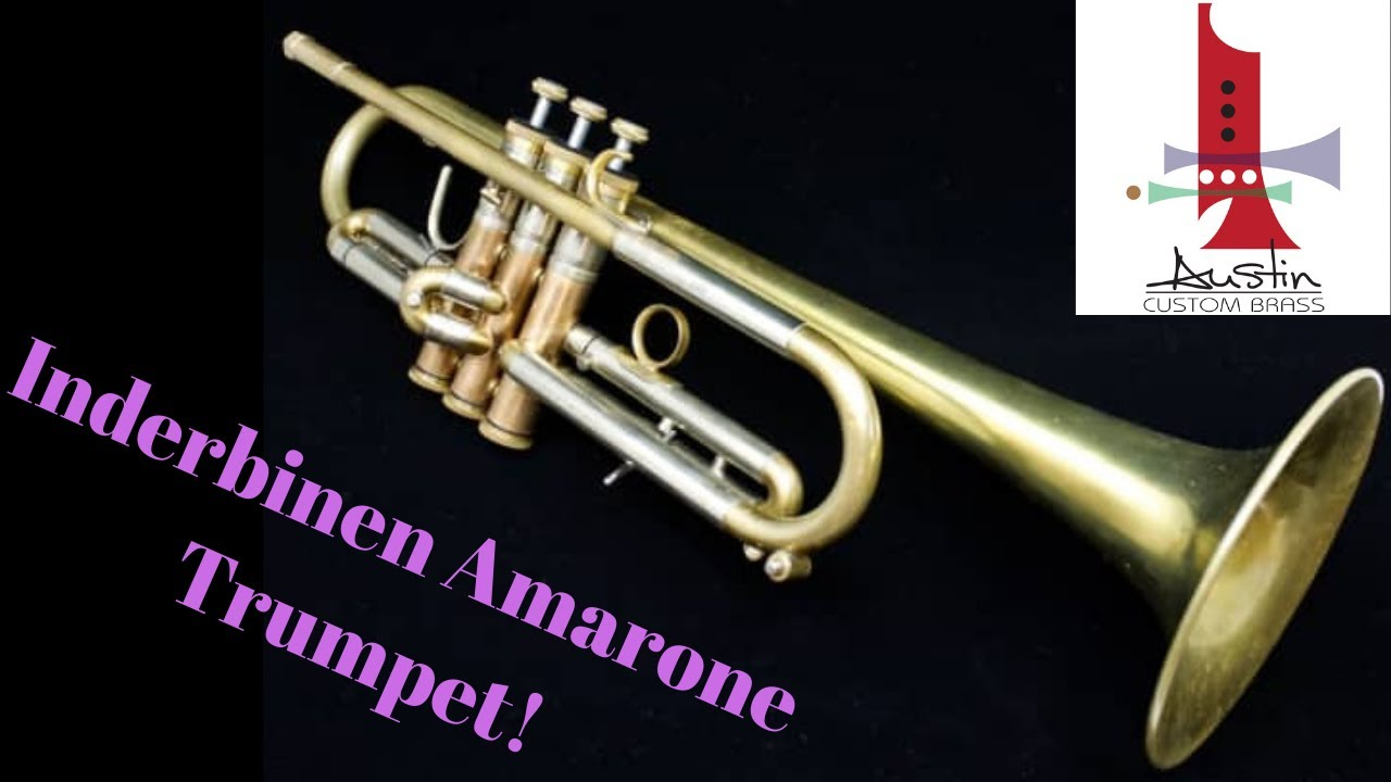 Pre-Owned Inderbinen Amarone Trumpet demonstration by Trent Austin of ACB