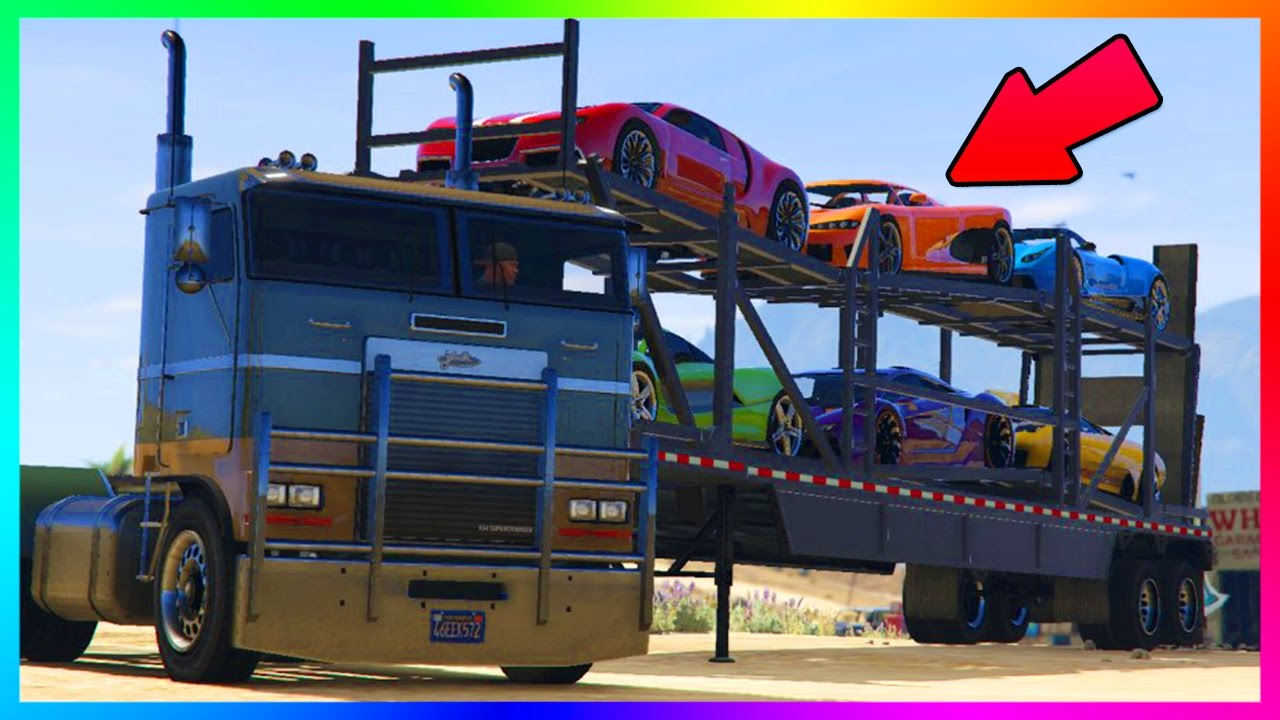 Corporate Car Online: SECRET CHANGES MADE TO GTA ONLINE FOR IMPORT