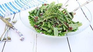 4 Pea Salad
