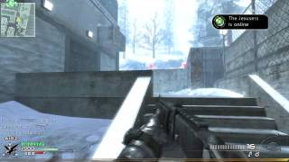 MW2:  Spas 12  |  Shooting Blanks
