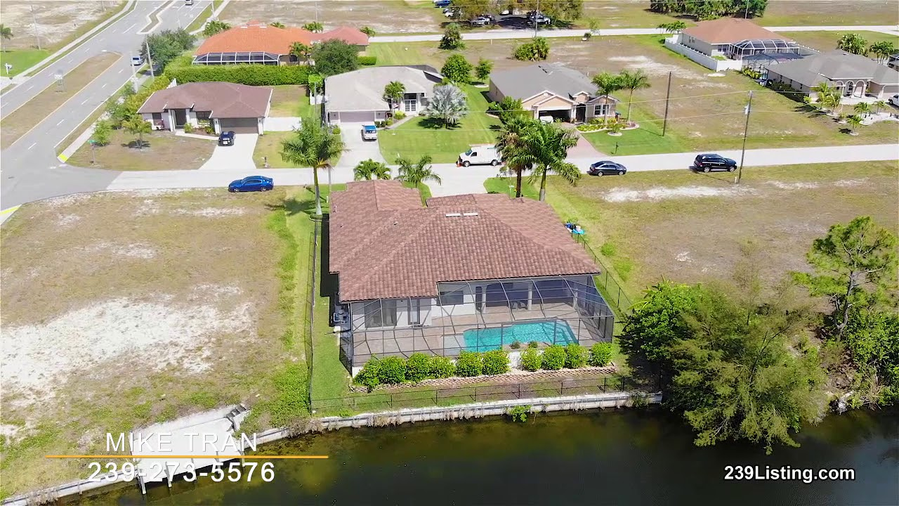 3708 sw 17th ave cape coral fl 33914 home for sale in florida rh youtube com