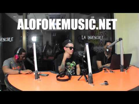 HISTÓRICA ENTREVISTA A LENNY TAVAREZ EN ALOFOKE RADIO SHOW!!!