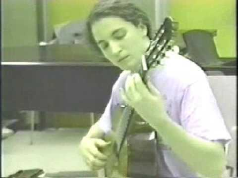 jeana repetto:guitar..Bach lute suites 2.. may 2001