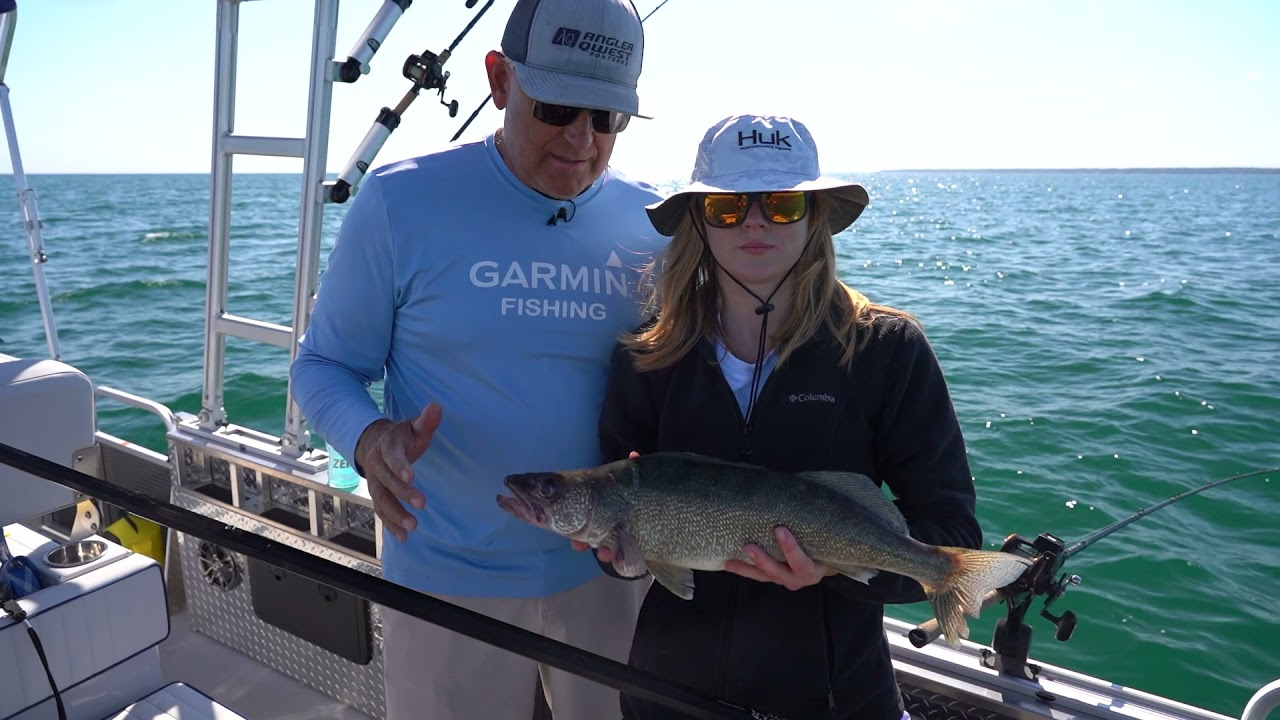 Lake Erie Walleye Fishing out of Lorain, Ohio - Destination Outdoors
