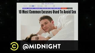 Not Tonight, I Have an Excuse - @midnight with Chris Hardwick