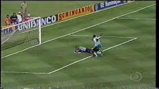 Vasco da Gama 1 x 2 Palmeiras - Rio-São Paulo 2000