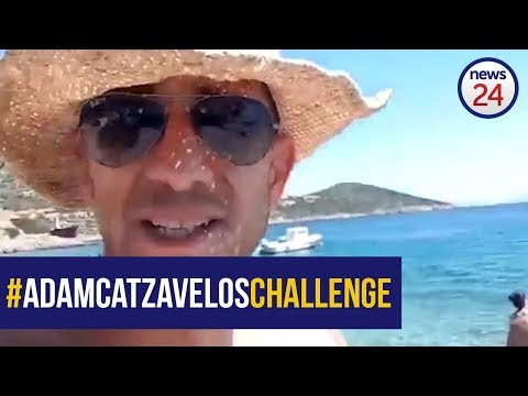 TRENDING: Twitter mocks racist beach rant with #AdamCatzavelosChallenge