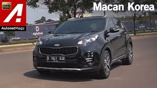 KIA Sportage GT Line Review & Test Drive by AutonetMagz