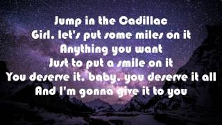 BRUNO MARS - THAT'S WHAT I LIKE LYRICS