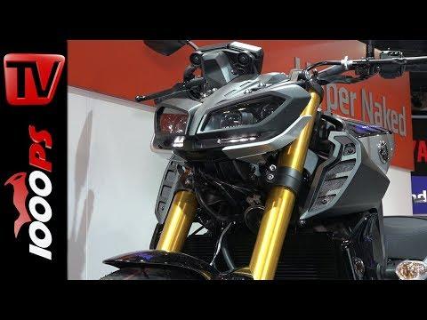 Yamaha 2018 - MT-09SP - Preis, Leistung - MT-07, Niken, Tracer 900 GT, Tenere 700, R1