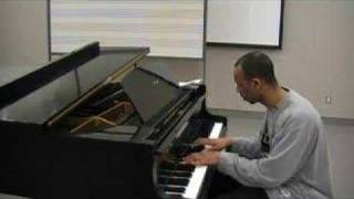 The Way That I Love You - Ashanti Piano By Mike Fenty