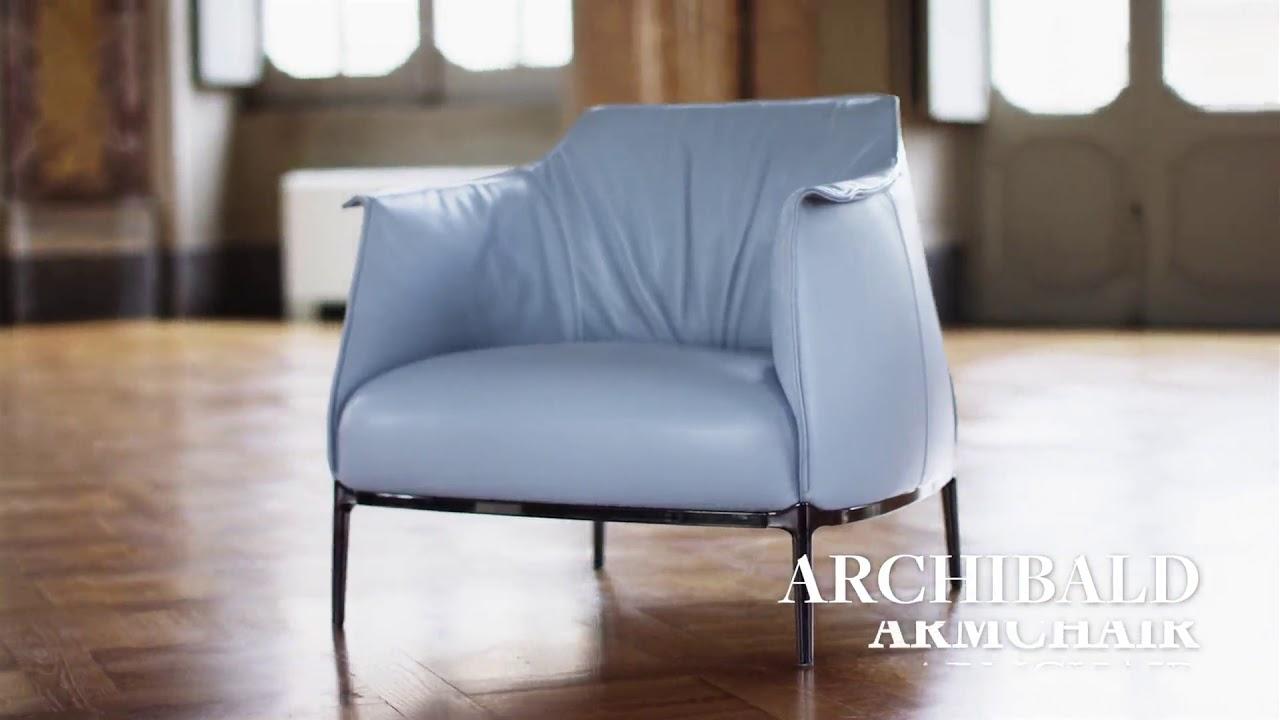 poltrona frau archibald - interior design in berlin bei steidten+ ...