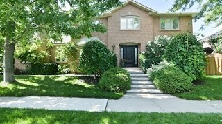 500 Blenheim Cres Oakville Open House Video Tour