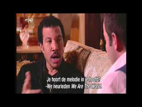 Lionel Richie On Writing Songs And Michael Jackson WATW 2012