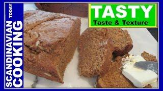 Danish Rye Bread - A Quick & Easy Danish Rye Bread Recipe