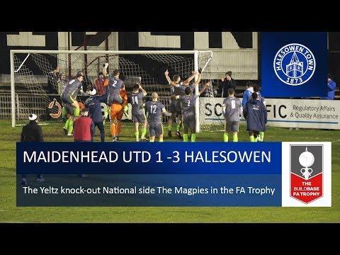 Maidenhead Halesowen Goals And Highlights