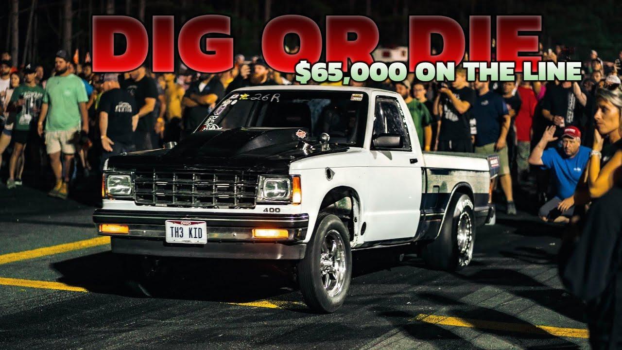 Dig or Die Day 2 - $65,000+ on the line!