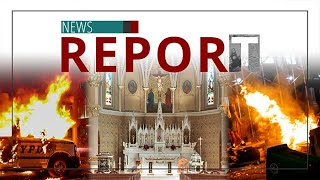 Catholic — News Report — Two Rules of Law