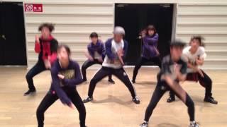 DANCE SPACE Q【SHINYA / HIP HOP, R&B】
