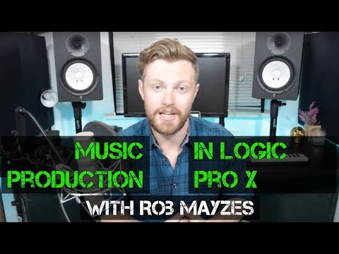 Logic Pro X - Music Production with Rob Mayzes - Warren Huart: Produce Like a Pro