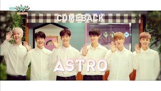 아스트로(ASTRO)-Baby 교차편집(Stage Mix)