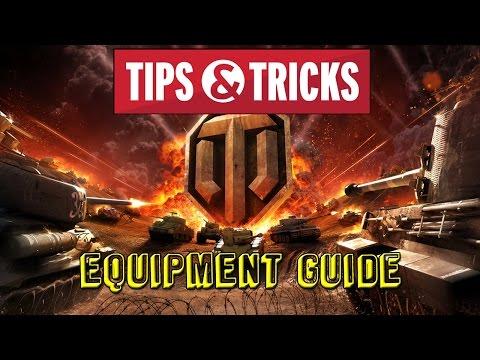 World Of Tanks Equipment Guide