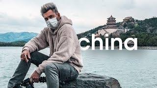 NOTRE PREMIÈRE FOIS EN CHINE !