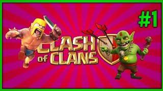 Clash Of Clans #1   Clash Of Clans Polska