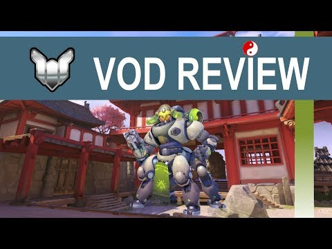 Plat Orisa Live In Depth Vod Review by a 4236 Peak Orisa Main. Hanamura