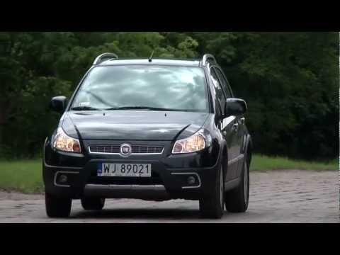 Fiat Sedici 1,6 4WD - Test Blog.pgd.pl
