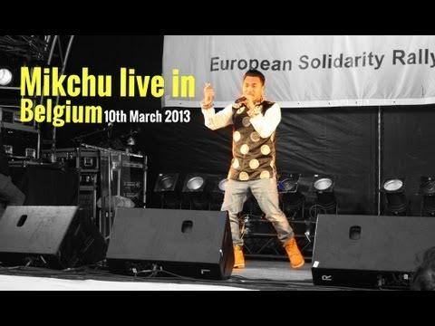 Mikchu - Tenzin Dawa Tsona, 10 March 2013, Belgium