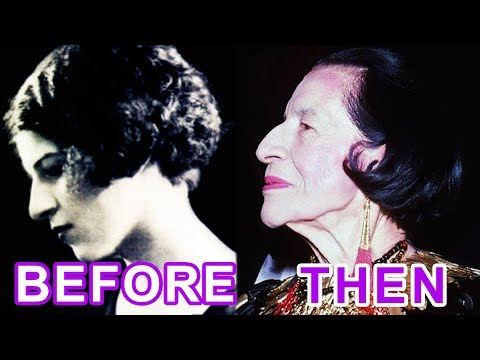 WOMAN and TIME: Diana Vreeland