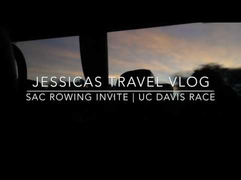 TRAVEL VLOG: SAC INVITE   UC DAVIS RACE