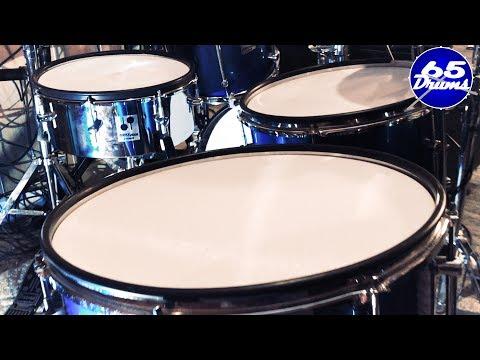 Rubber Rims: Pintech VS UFO Drums Rims