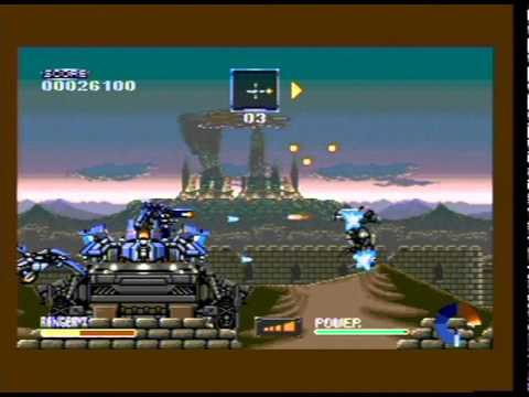 first level ranger x sega mega drive genesis youtube youtube