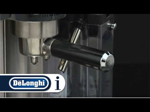 How to Clean Your De'Longhi EC 860 Coffee Machine