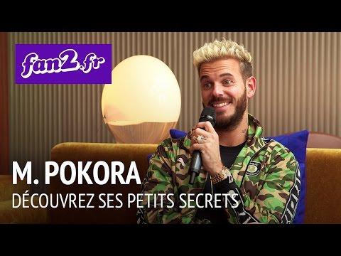 M. Pokora en interview fan2.fr, découvrez ses petits secrets ;)