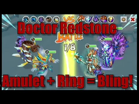 Knights And Dragons | Get Your Amulet! (Heroic Mode Tips) Zephyr Plateau!