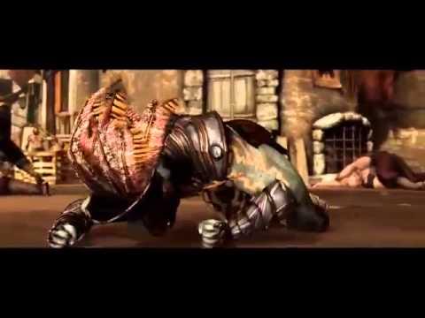 Mortal Kombat X Rain fightable!