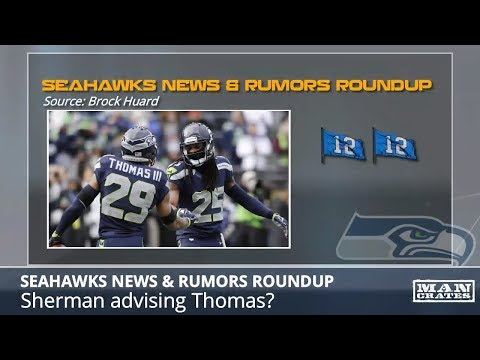 seahawks-news-&-rumors:-sherman-advising-earl-thomas-holdout,-no-contract-for-frank-clark