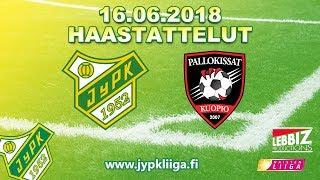 JyPK - Pallokissat 16.06.2018 Haastattelut!