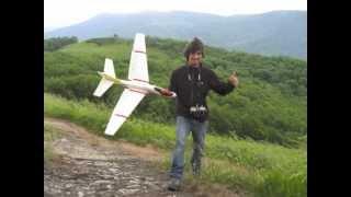 Test Planeur Air Hogs Titan RC