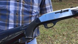 Remington Nylon 66 Apache Black Chrome 1973 | FernwoodArmoryTV