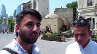 Поездка в г. Баку Республики Азербайджан, 02.08.2019 г.