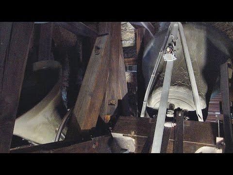 Obervintl (I-Südtirol) Die Glocken der Pfarrkirche St.Nikolaus